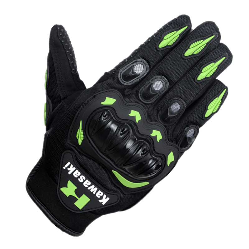 New 2016 Men Fashion Motorcycle Gloves Full Finger Protective Gear Cycling off road motocross racing gloves luva M-XXL<br><br>Aliexpress