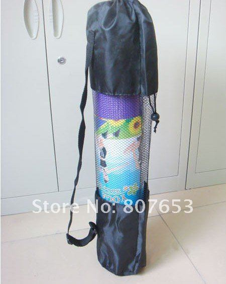 YoGa Mats Exercise and Fitness Yoga PVC 3MM Mats173*61cm with Bag free shipping