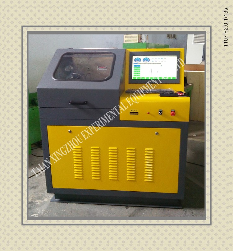2016 new type CRI-XZ300A diesel fuel injection high pressure common rail injector test bench(China (Mainland))