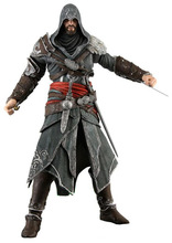 Anime wholesale NECA 3 3 Assassins creed brotherhood Ezio 7 action garage kits
