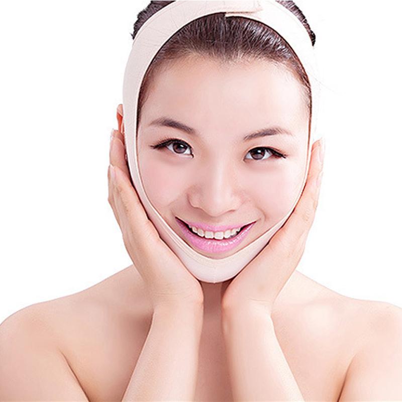Women Massage Face-Lift Mask Slimming Face Shaper Relaxation Face Chin Cheek Slimming Mask Face-Lift Belt(China (Mainland))