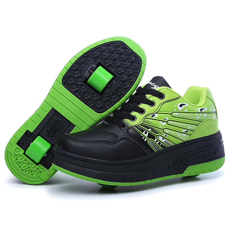 new heelys boys sneakers with wheels roller
