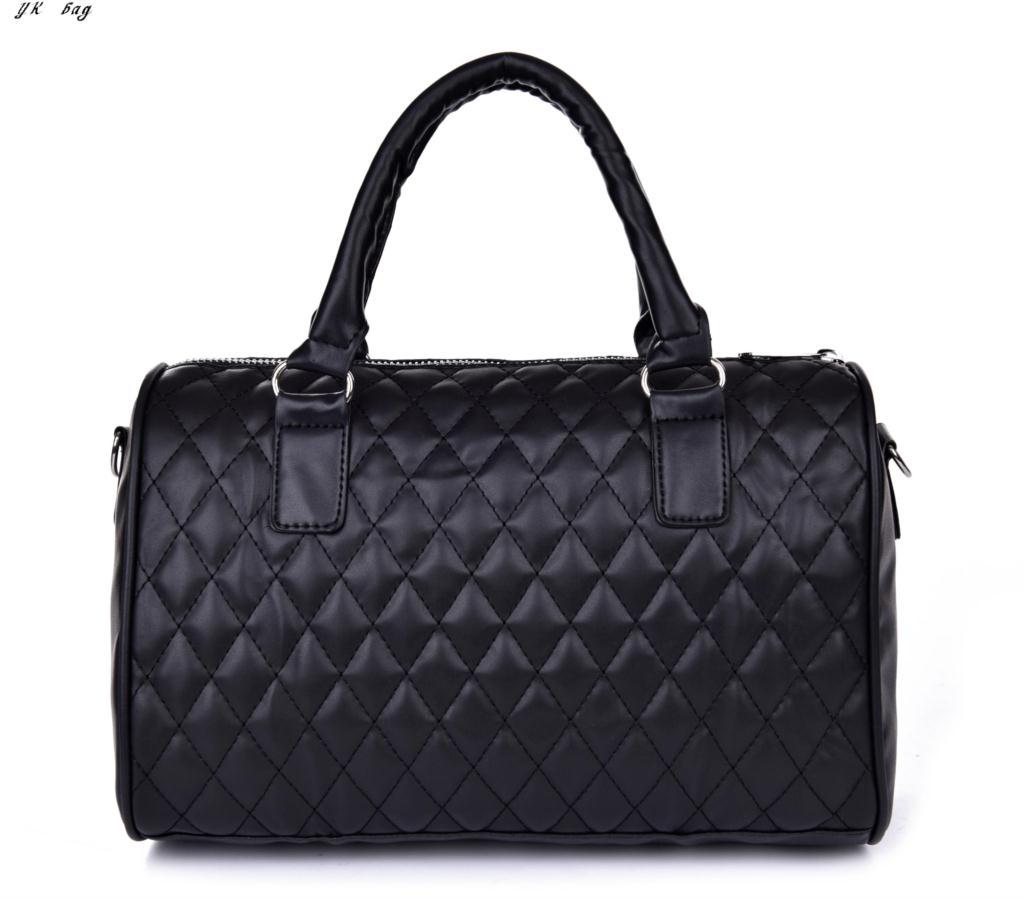 On Sale! 2015 New women leather handbags for woman fashion designer black bucket vintage Shoulder bags women messenger bag(China (Mainland))