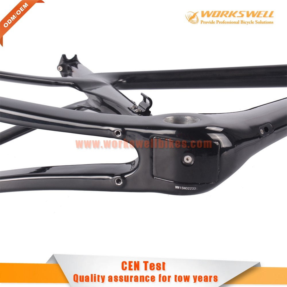 2016 carbon road bike work frame via UD matte /glossy BB68 BB30 carbon bicycle fiber road frame china many colors for choose(China (Mainland))