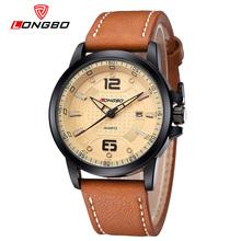 Buy Fashion Brand LONGBO Watches men Casual Quartz reloj Leather wristwatch Army Military reloj hombre men's clock relogio masculino for $11.99 in AliExpress store