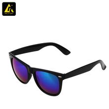 Photochromique polarisées wayfarer lunettes de soleil hommes marque designer lunettes de soleil hommes d'origine mode femme extérieure lentes de sol(China (Mainland))