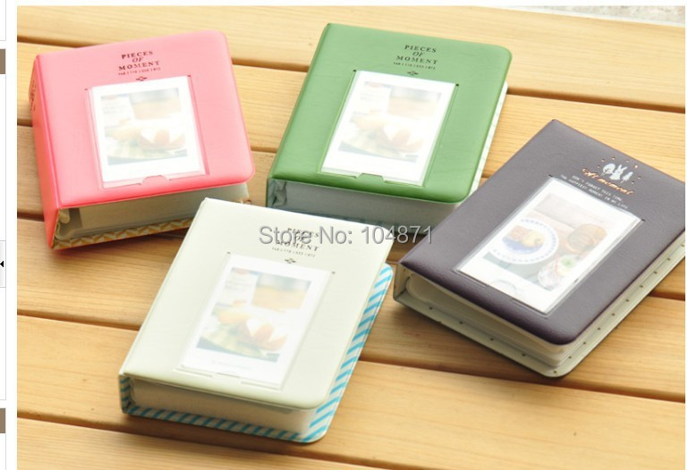 64 Pockets Polaroid photo picture Album Case fujiFilm Instax Mini Film Size - FLY IN DANCE store