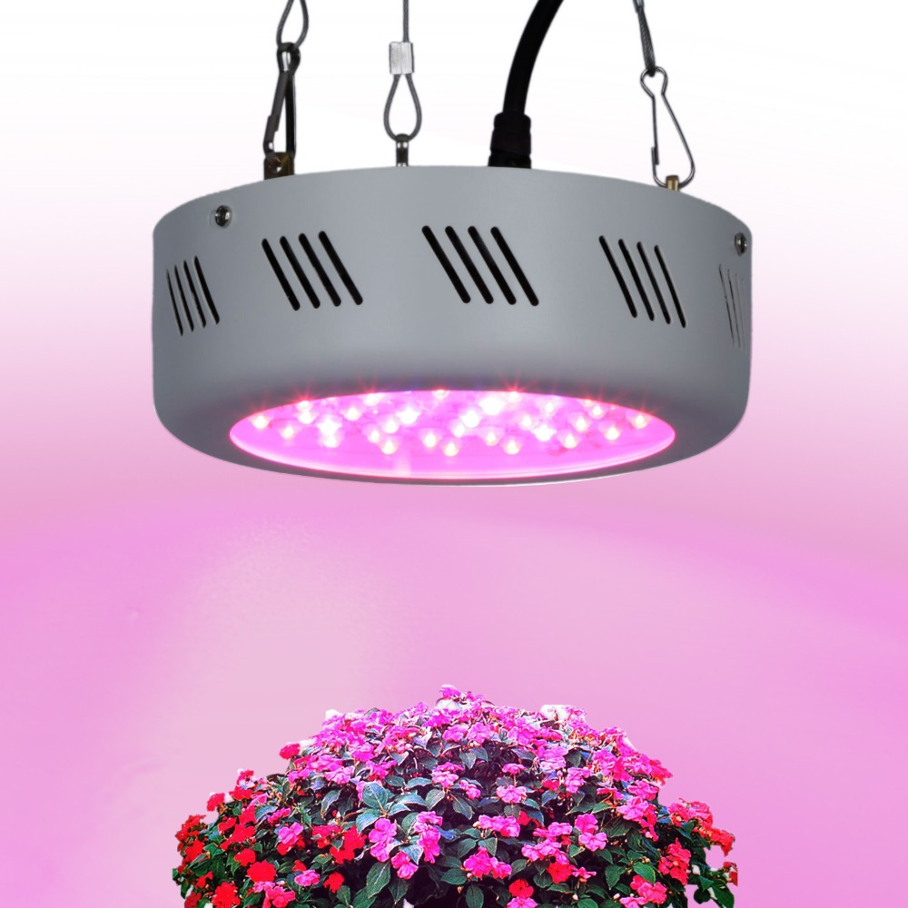 Bottom Price 9 Bands 138w UFO Led Grow Light Full Spectrum High quality hydroponic lighting Plant
