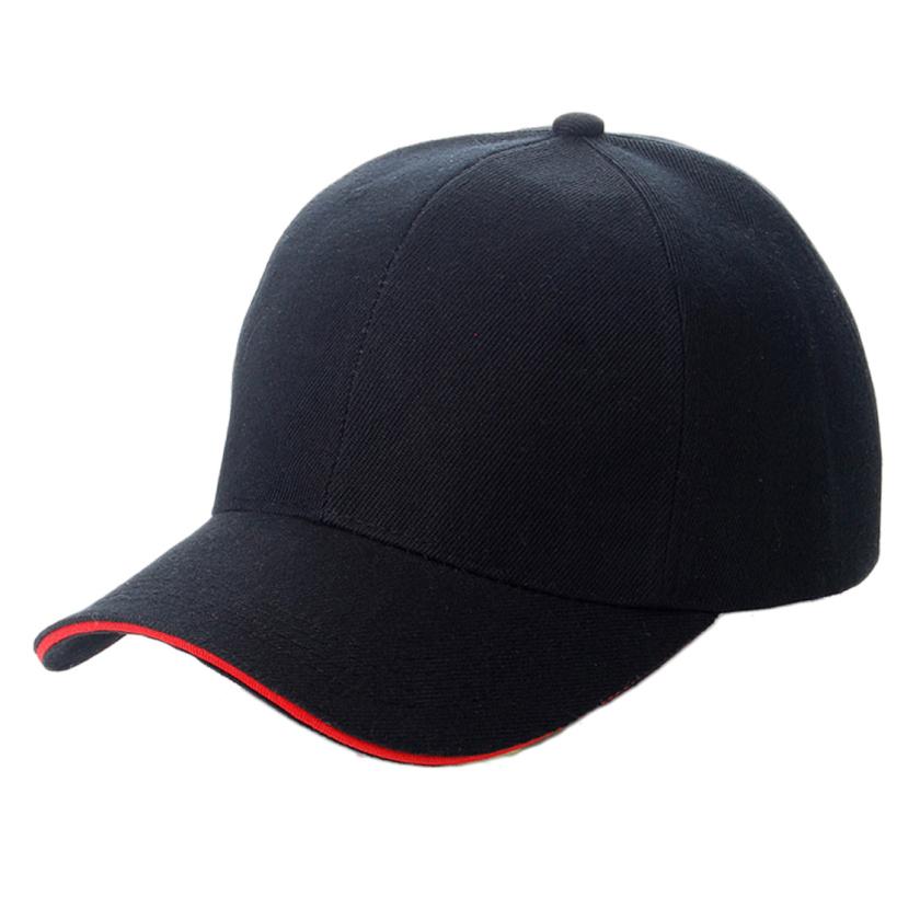 Amazing Summer New Unisex Baseball Cap Sport Caps Hat Solid Color Adjustable(China (Mainland))