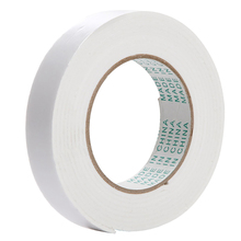Buy 18mm x 3m Double Sided Strong Self Adhesive Stick Foam Tape Roll Mounting Fixing for $1.07 in AliExpress store