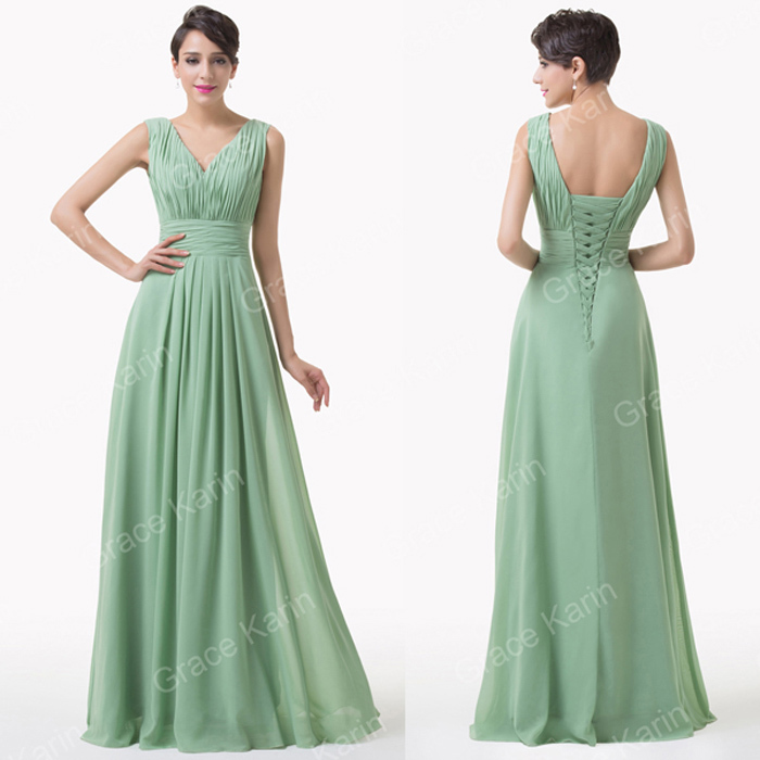 Mint Green Bridesmaid Dresses Cheap 115