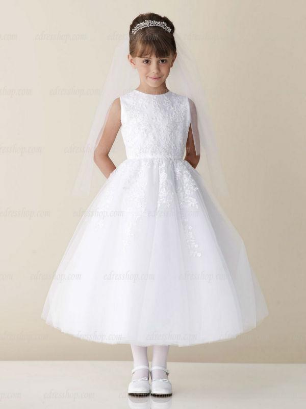 Popular Catholic Communion Dresses-Buy Cheap Catholic Communion ...