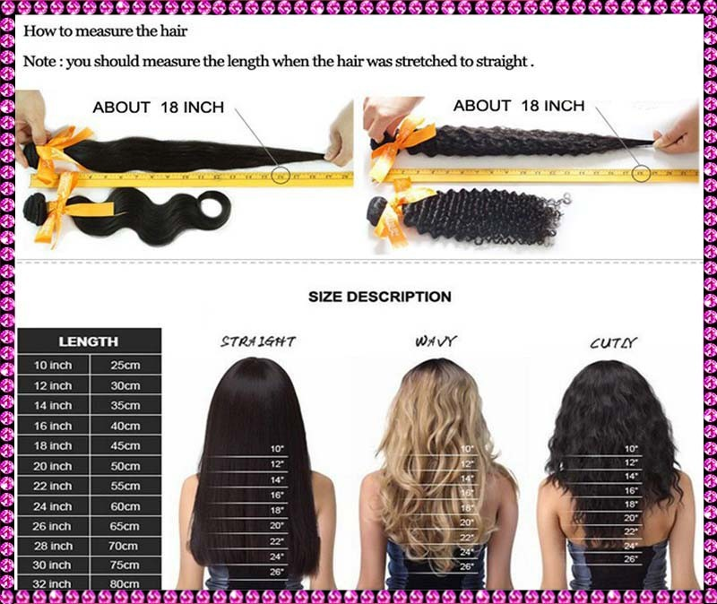 hair length pic
