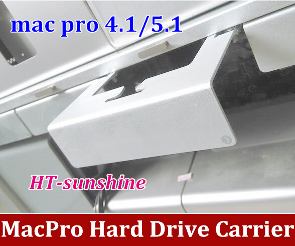 MacPro Hard Drive Carrier Sled Bracket and Screws High Quality HDD Tray for Mac Pro 4.1/5.1 Desktop 2009-2012(China (Mainland))