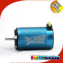 Tenshock X802V2 1:8 6 Pole RC Electric Micro Brushless DC Motor For 1/8 RC Buggy Hongnor/Ofna LX2E Axial Cars.(Free Shipping)(China (Mainland))