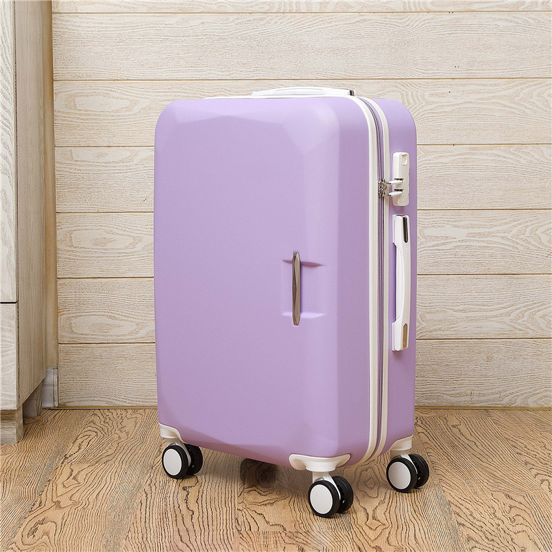 """Fashion business 20""""24 inches trolley case ABS+PC students Pull rod box Travel luggage rolling suitcase Password Boarding box(China (Mainland))"""