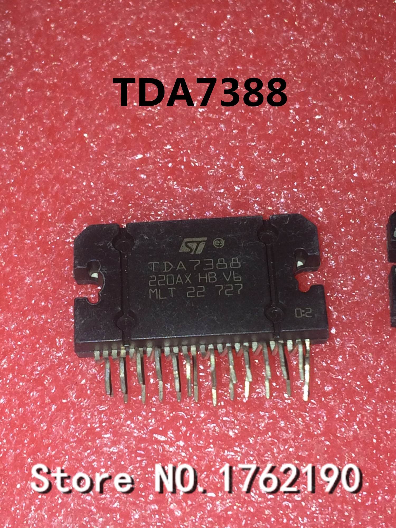 5PCS / LOT TDA7388 car audio amplifier chip ZIP-25(China (Mainland))