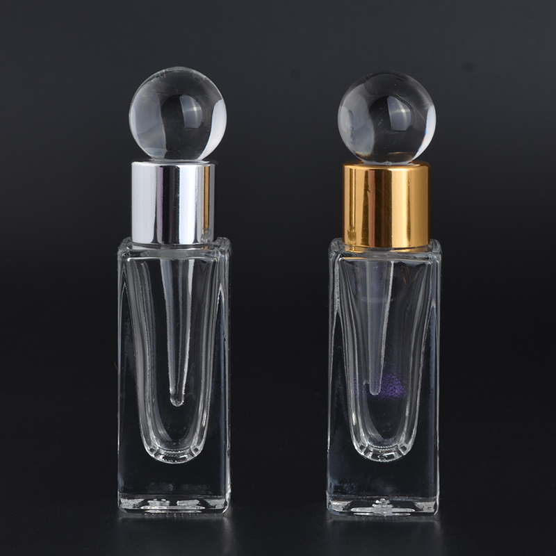 MUB - 2016 New Fashion 7ml Perfume Bottle Drop Glass Mini Travel Empty Cosmetic Containers(China (Mainland))