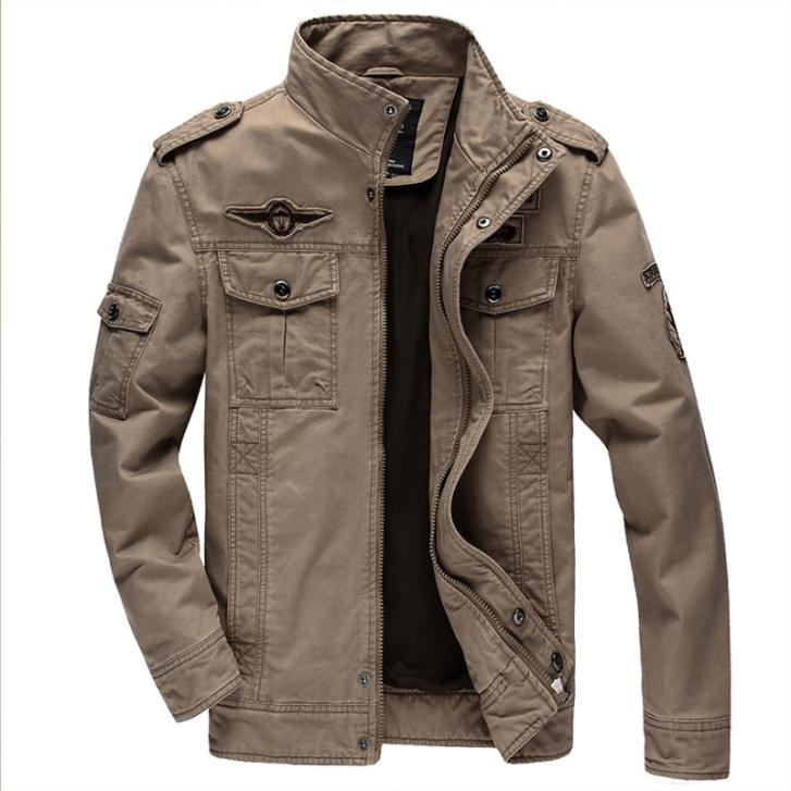 Branded Jackets For Men - JacketIn