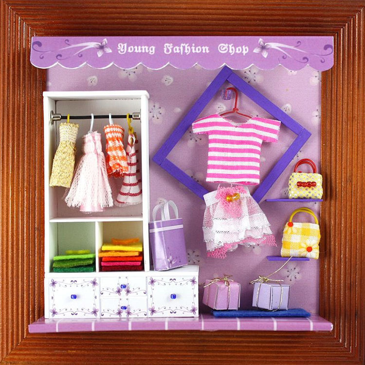 Dollhouse clothing online