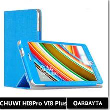 For CHUWI VI8 Plus HI8 Pro color leather design tablet drop holster