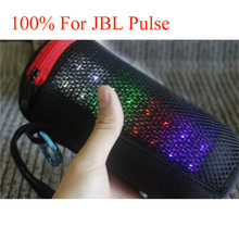 Travel Carry Case Bag JBL Flip 1 Pulse Charge 2 2+ UE BOOM Bluetooth Speaker Soft Portable Storage Box - Amily Go store
