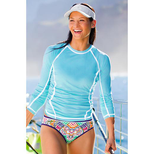 2015 Triatlon Buceo Diving Suit Surf Wear Sunscreen Suits Split Swimsuit Female Long Sleeve Snorkeling Significantly Thin Spot(China (Mainland))