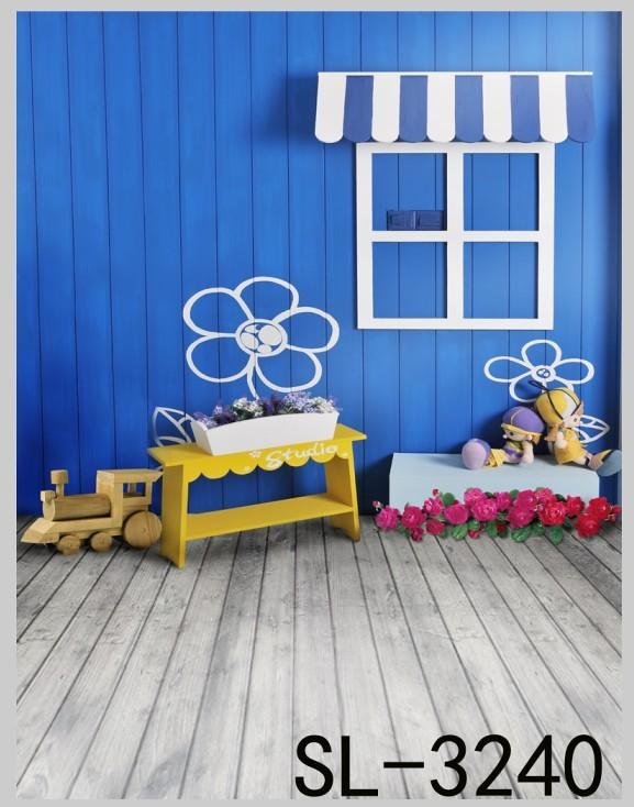 Blue Studio Backgrounds Studio Background