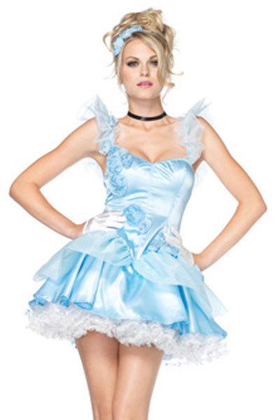 Princess Costume Dress For