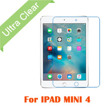 10pcs Hot sale For iPad Mini 4 Tablet PC Ultra Clear Screen Protector For Lenovo A630T Guard Cover Protective LCD Film + Cloth