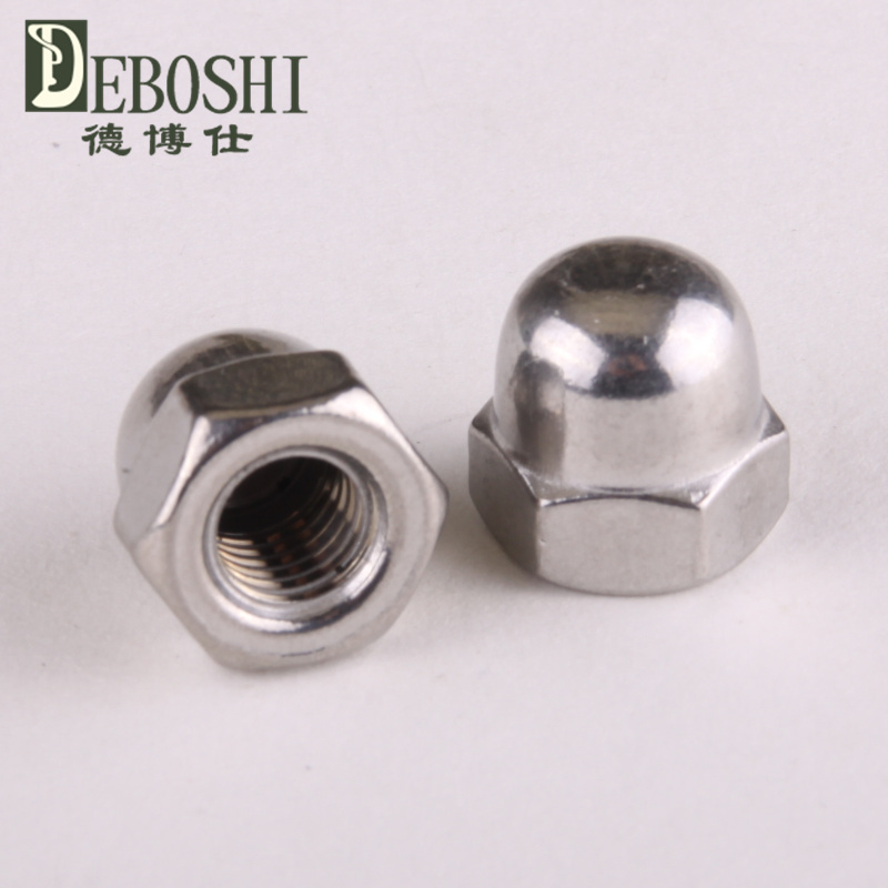 304 stainless steel cap nuts cap nut decorative nut M3<br><br>Aliexpress