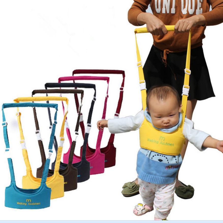 Kid Keeper Baby Safe Walking Learning Assistant Belt Kids Toddler Adjustable Safety Strap Wing Harness Carries Vest Care(China (Mainland))
