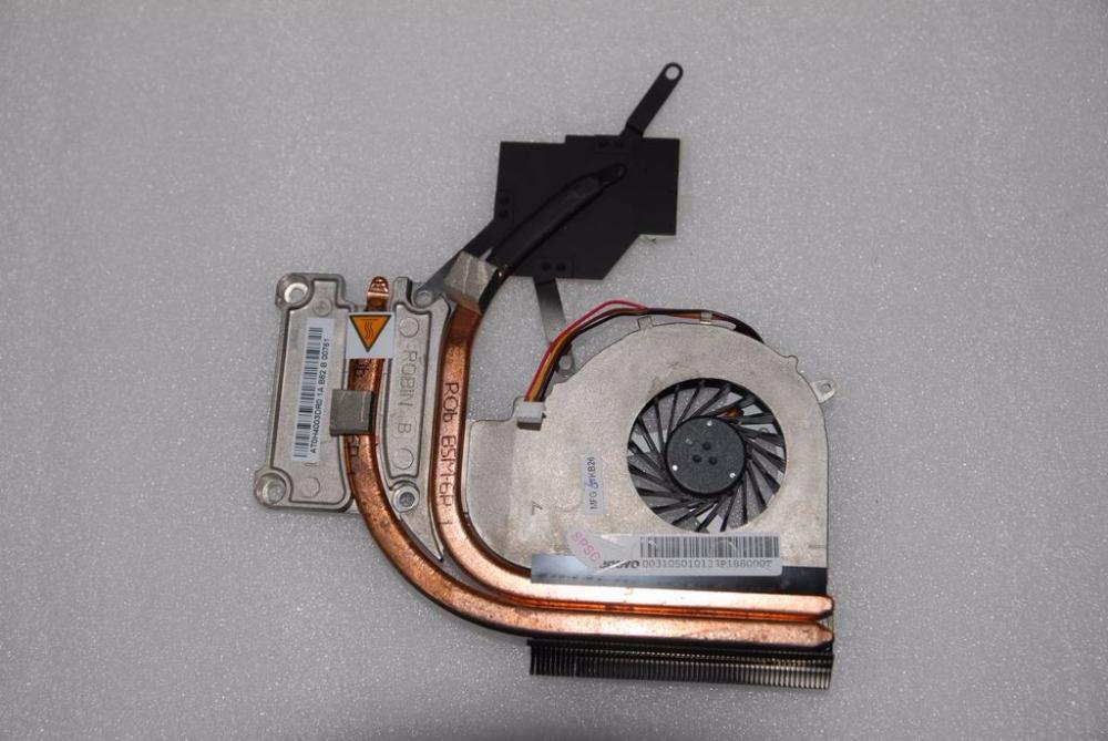 NEW original for Lenovo G770 cooler fan heatsink CPU Processor Heatsink (OUT STOCK)(China (Mainland))