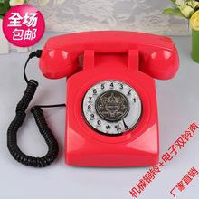 Antique telephone vintage telephone rotating disk antique telephone old fashioned antique telephone