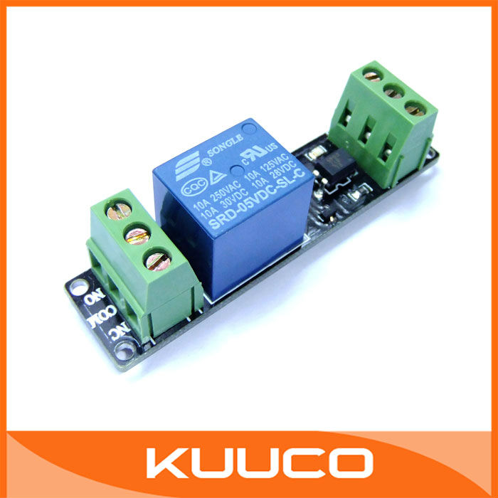 5 PCS/LOT 5V Relay Control Panel Module with Optical Isolators # 090275<br><br>Aliexpress