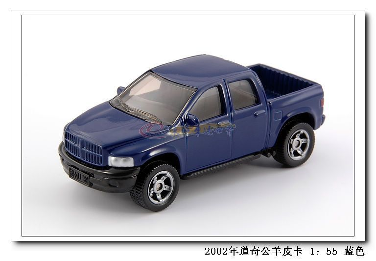 Siku alloy car Picard's dodge SRT-10 2002 dodge ram pickup(China (Mainland))