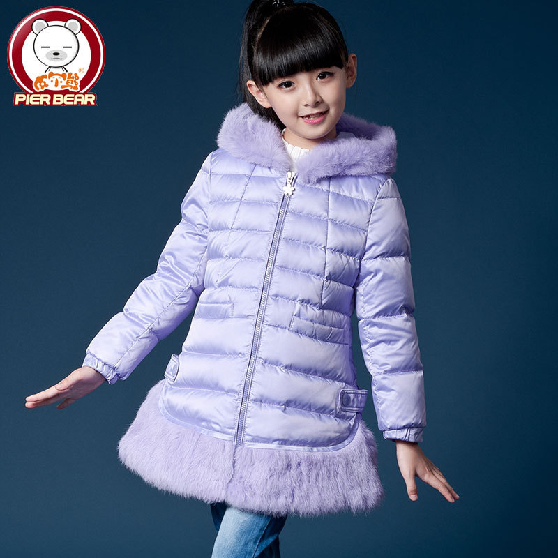 Здесь можно купить  2014 girls winter jacket and long sections  big girls thick warm fur collar zipper jacket hooded jacket children 2014 girls winter jacket and long sections  big girls thick warm fur collar zipper jacket hooded jacket children Детские товары