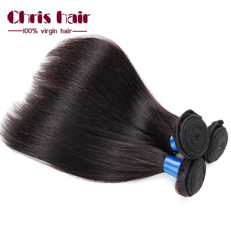 Grade 7A Indian Virgin Hair Straight 3 pcs Unprocessed Indian Hair Bundles Virgin Indian Hair Straight 100g Bundles Temple Hair<br><br>Aliexpress