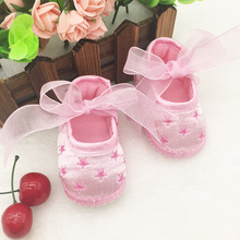 Full moon hundred days Shoes / Baby Shoes / newborn Princess Shoes / dress shoes / modeling shoes(China (Mainland))