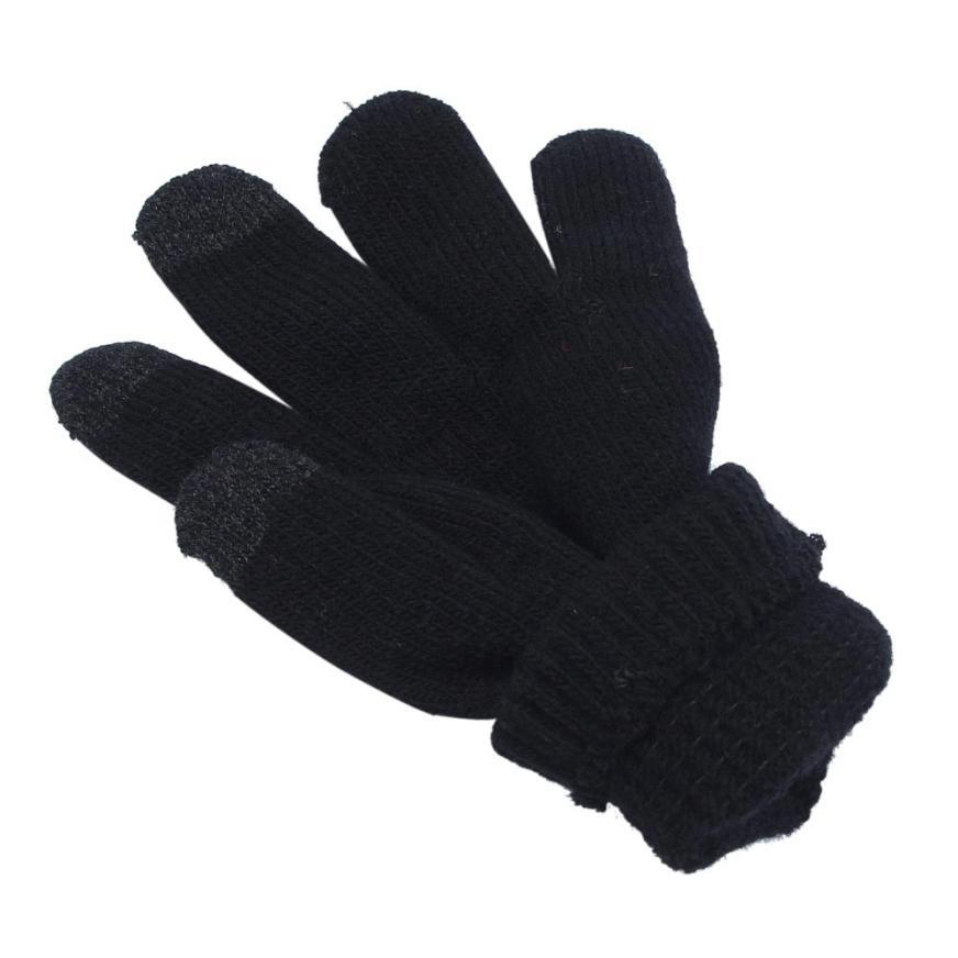 New Brand Touchscreen Gloves For Smartphones Women Soft Cotton Winter Gloves Hand Warmer Gloves Touch Screen Winter MittensОдежда и ак�е��уары<br><br><br>Aliexpress