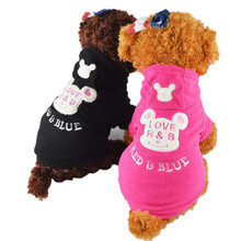 Buy 2016 Winter Pet Dog Clothes Warm Dog jacket Cute Cartoon Bear Hoodie Clothing Small Dogs Puppy Coat Clothes Costume for $2.57 in AliExpress store