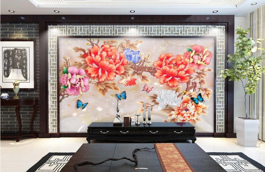 Popular painting glass tile buy cheap painting glass tile for What kind of paint to use on kitchen cabinets for route 66 wall art