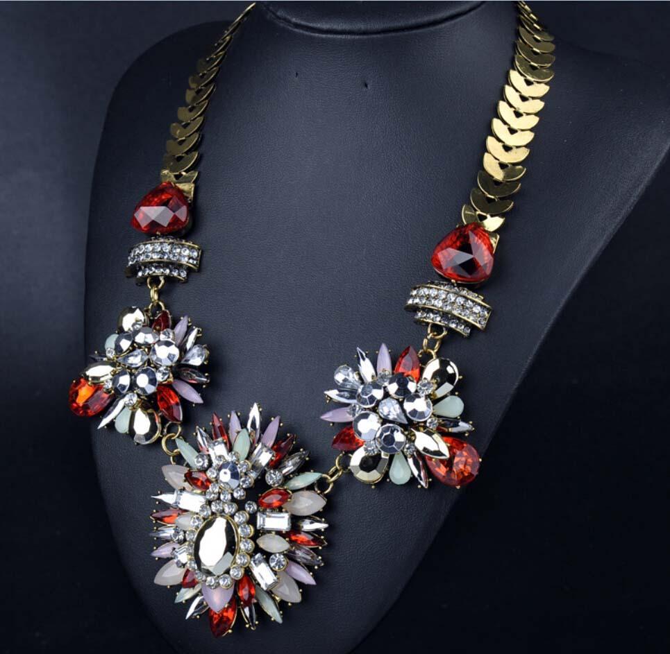 2015 Fashion Necklaces Wholesale European Chain Chunky ...