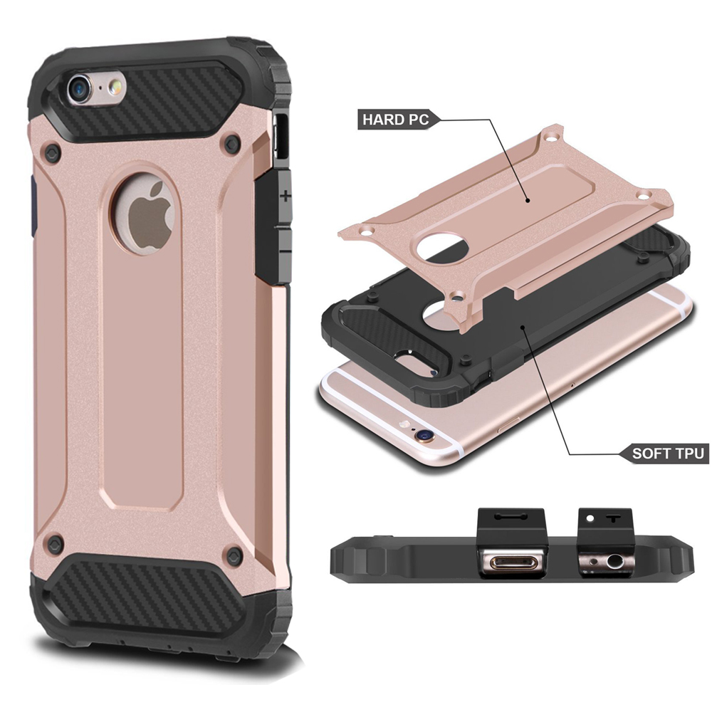 for iPhone 5 5S SE Shock Proof Armor Case SGP 2016 Anti Knock Silcone Phone Accessories Cover for iPhone Series Free Screen Film(China (Mainland))