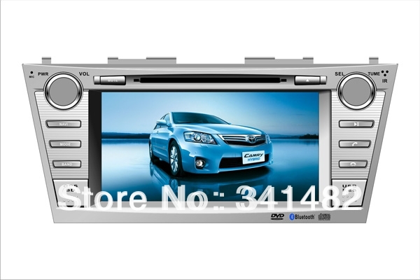 Android CAR MULTIMEDIA WITH GPS FOR TOYOTA CAMRY 2007-2011 Navigation DVD Radio Bluetooth TV Free Maps - Shenzhen TomTop E-commerce Technology Co., Ltd. store