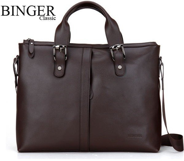 Wholesale 2012 New genuine leather men bag,fashion men leather handbag,men leather briefcase