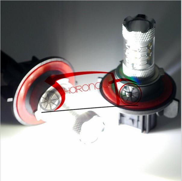 Купить 2x Высокая Мощность 80 Вт Этап 3 H13 СВЕТОДИОДНЫЕ Супер Яркий Ксенон Белый Дневного Света DRL Лампы Фар