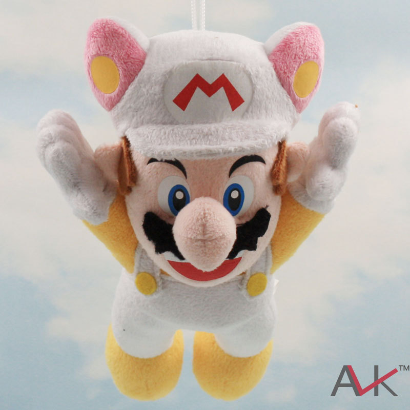 Hot Toys Super Mario plush toys and furnishings Flying Mary Louis trio(China (Mainland))