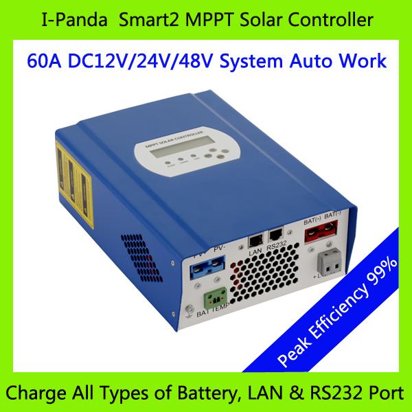 buy ce rohs 60a 48v pv regulator 48v 60a smart2 mppt solar charge controller. Black Bedroom Furniture Sets. Home Design Ideas