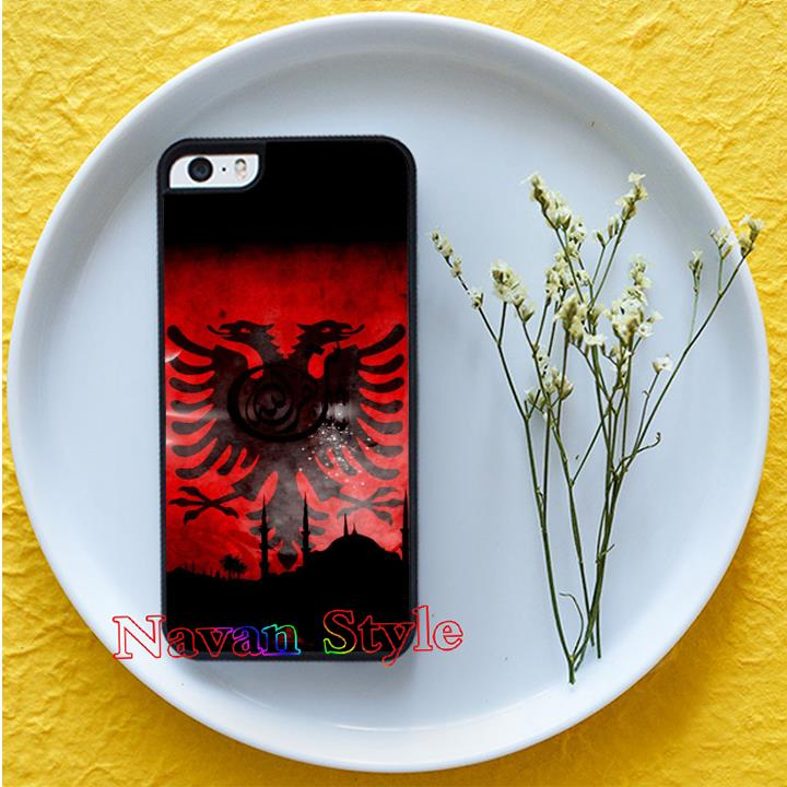 islam allah albania 0x00 top selling original cell phone case cover for iphone 4 4s 5 5s 5c 6 6 plus 6s 6s plus*#G3587BR(China (Mainland))